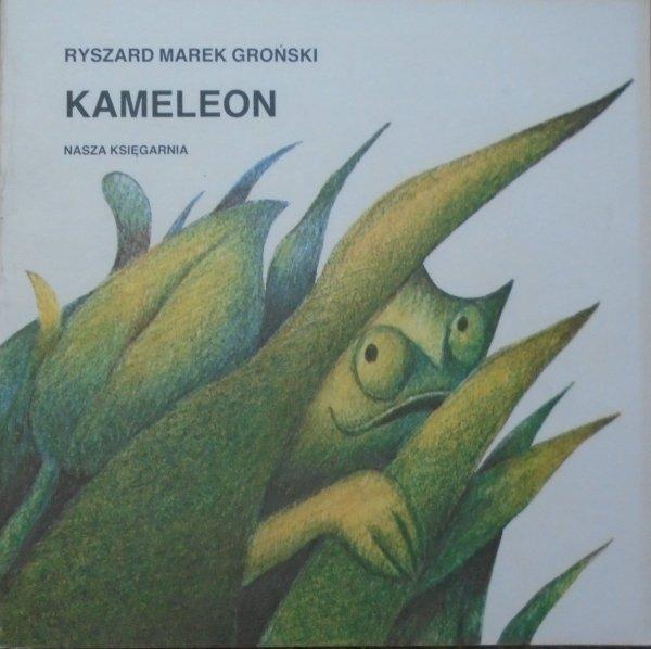 Ryszard Marek Groński • Kameleon [Tomasz Borowski] [Poczytaj mi mamo]