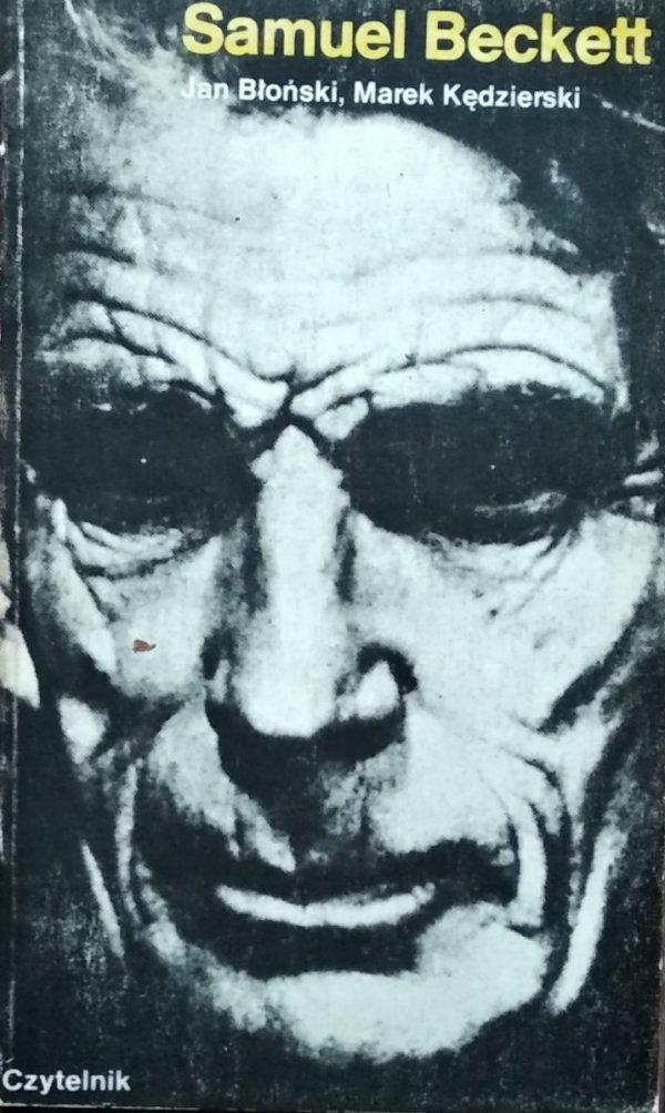 Jan Błoński, Marek Kędzierski • Samuel Beckett