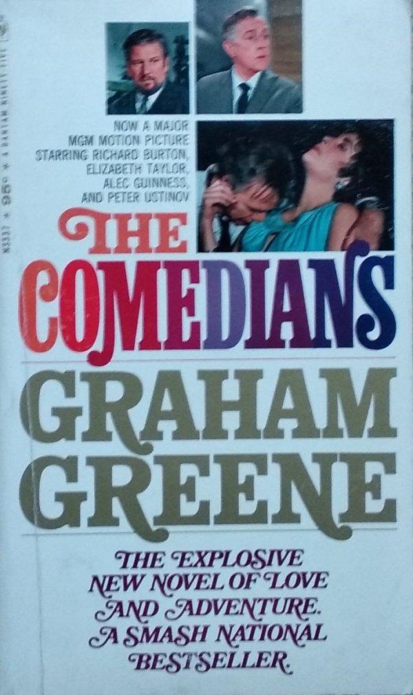 Graham Greene • The Comedians