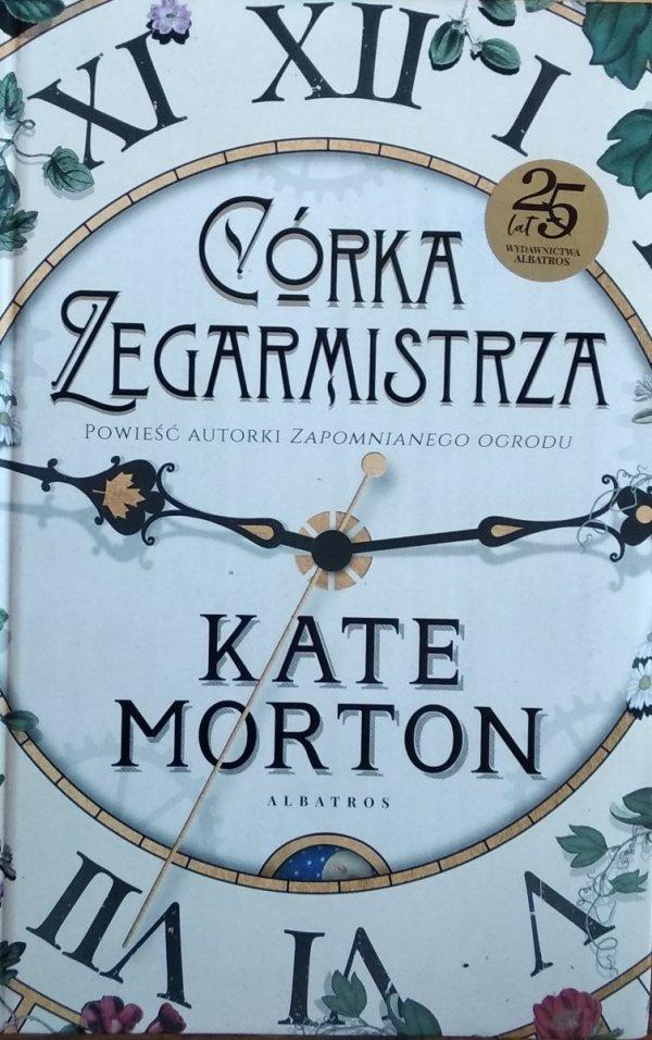 Kate Moron • Córka zegarmistrza