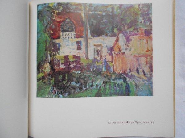 Jan Cybis • Katalog wystawy