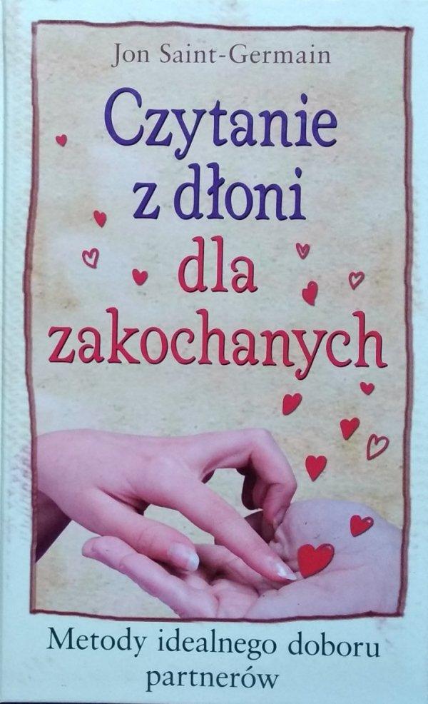 Jon Saint Germain • Czytanie z dłoni dla zakochanych