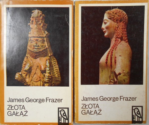James George Frazer • Złota gałąź