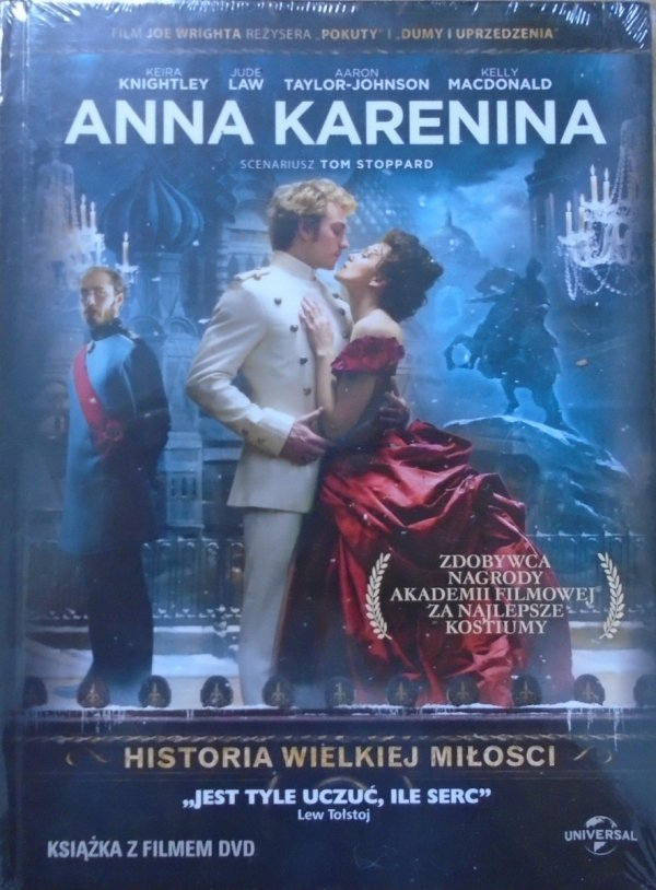 Joe Wright • Anna Karenina • DVD