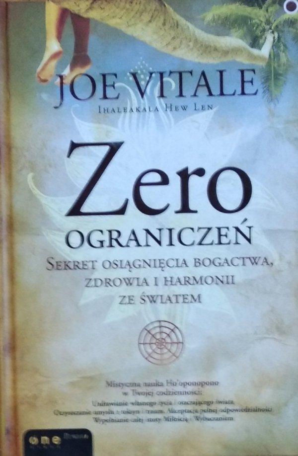 Joe Vitale • Zero ograniczeń