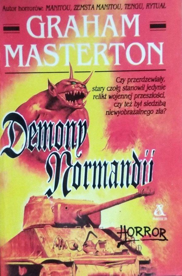 Graham Masterton • Demony Normandii