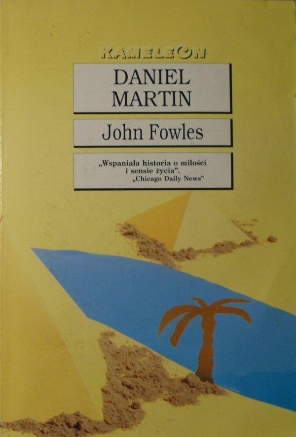 John Fowles • Daniel Martin
