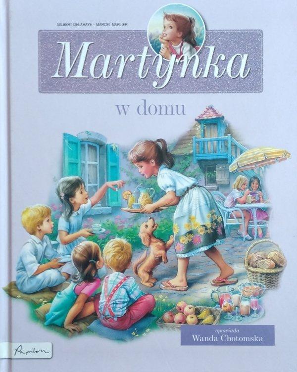 Gilbert Delahaye • Martynka w domu