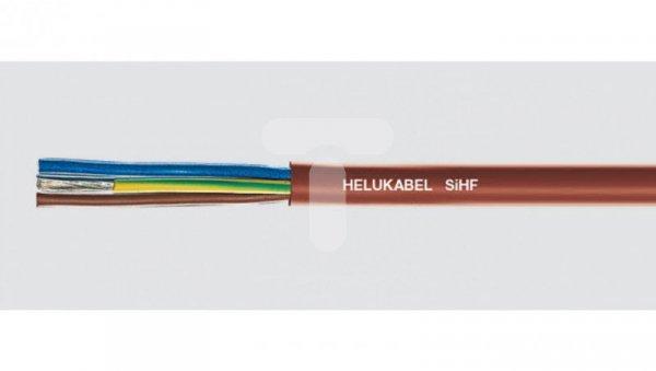 Przewód silikonowy SiHF 2x1 23007 /bębnowy/