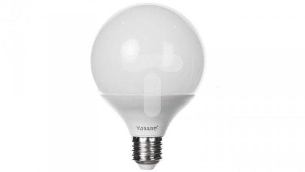 Żarówka LED E27 12W (G95) 840lm 3000K 220-240V YASSNO YB-02-046