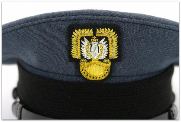 MC073 OFICERSKA CZAPKA RAF POLSKICH PILOTÓW DYWIZJONU 303 BITWA O ANGLIĘ