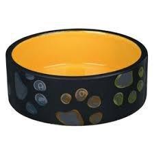 Miska Trixie ceramiczna 1,5l 20cm Tx-24776 żółta