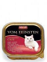Animonda Von Feinsten Castrated  indyk+pomidory 100g