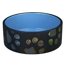 Miska Trixie ceramiczna 1,5l 20cm Tx-24776 niebieska