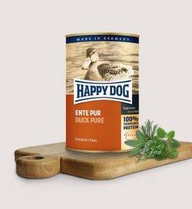 Happy dog puszka Kaczka 400g