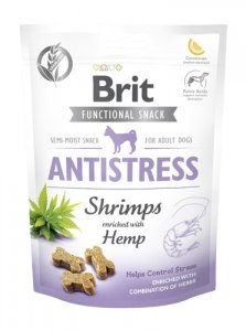 Brit Let's bite func snack Shrimp Antistress 150g