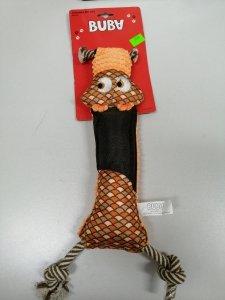 Buba zabawka piszcząca ze sznurem 46cm