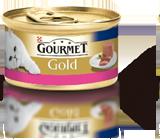 Gourmet Gold mus z wołowina 85g