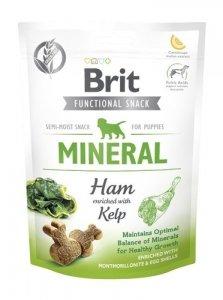 Brit Let's bite func snack Minerals Puppy 150g
