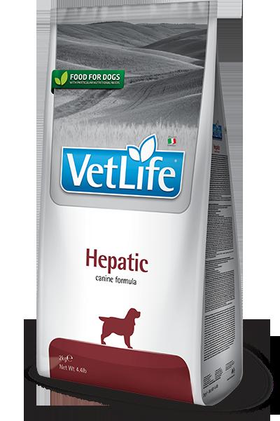 Farmina Vet Life Dog Hepatic 2kg