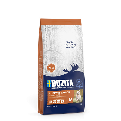 Bozita puppy junior 2kg