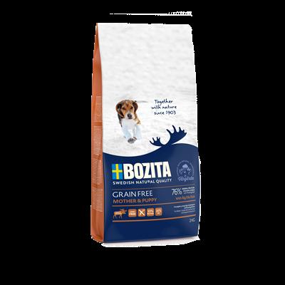 Bozita mother and puppy grain free 2kg