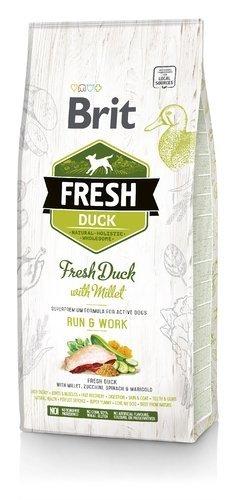 Brit Fresh Duck with Millet 2,5kg