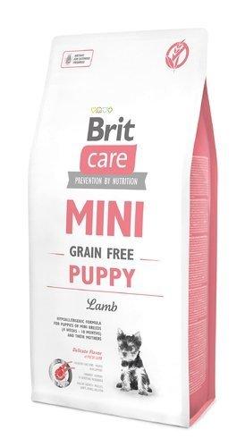Brit Care mini grain free puppy 2kg