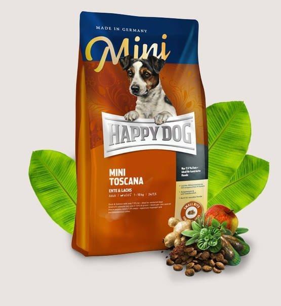 Happy Dog Dog  Mini Toscana 1kg