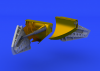 Eduard 672020 MiG-15bis airbrakes 1/72 (Eduard)