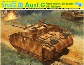 Dragon 6578 StuG.III Ausf.G May 1943 Production mit Schurzen (1:35)