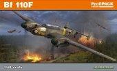 Eduard 8207 Bf 110F 1/48