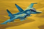 Hobby Boss 81756 Russian Su-34 Fullback Fighter-Bomber 1/48