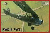 IBG 72501 RWD-8 PWS (1:72)