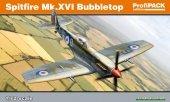 Eduard 70126 Spitfire Mk. XVI Bubbletop 1/72