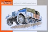 Special Armour 72010 Sd. Kfz 11/2 Entgiffungskraftwage<br />n (1:72)