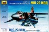 Zvezda 7218 MiG-23MLD (1:72)