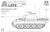 Takom 2099 Panther Ausf. A late prod. (full interior) 1/35