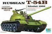 Trumpeter 00338 RUSSIAN T-54B Model 1952 (1:35)