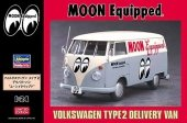 Hasegawa 20249 VW Delivery Van Moon Equipped (1:24)