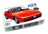 Tamiya 24060 Mazda Savanna RX-7 GT Ltd Kit - C-460 1/24