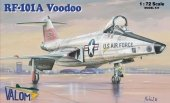 Valom 72092 RF-101A Voodoo 1:72