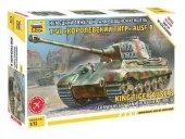 Zvezda 5023 King Tiger Ausf.B (1:72)