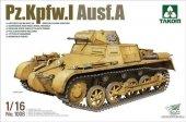 Takom 1008 Pz.Kpfw.I Ausf.A 1/16