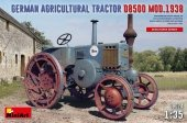 MiniArt 38024 GERMAN AGRICULTURAL TRACTOR D8500 MOD. 1938 1/35