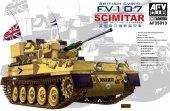 AFV Club 35013 FV107 Scimitar CVR(T) (1:35)