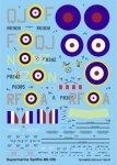 Techmod 72012 - Supermarine Spitfire Mk I/IIB (1:72)