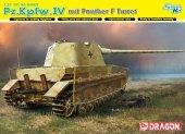 Dragon 6824 Pz.Kpfw.IV mit Panther F Turret