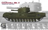 AFV Club 35155 Churchill Mk V (1:35)