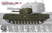 AFV Club 35155 Churchill Mk V (1:35)
